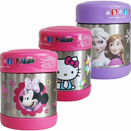 【THERMOS】不銹鋼真空食物罐 - Hello Kitty 凱蒂貓 / Frozen冰雪奇緣 / Minnie米妮