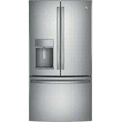 【零利率】GE 美國奇異  不銹鋼法式冰箱門 PFE28KSSS※熱線07-7428010