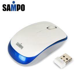 【迪特軍3C】SAMPO VA-Y1202L-B 無線珍藏鼠 送鼠墊