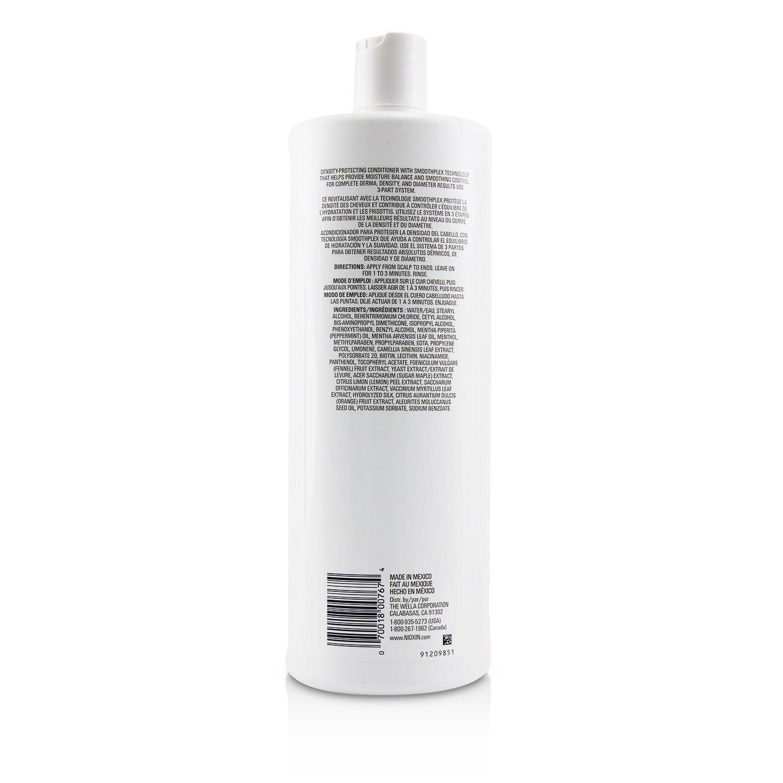 儷康絲 Nioxin - 密度系統5號頭皮修護霜Density System 5 Scalp Therapy Conditioner(一般到粗硬髮/原生髮或染燙髮)