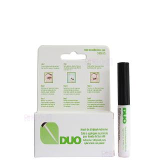 【彤彤小舖】Duo 刷子溫和假睫毛黏膠-透明膠-含維他命A,C&E 5g 綠盒 美國進口
