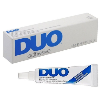 【彤彤小舖】Duo醫療型專用(低敏感)假睫毛膠 14g 透明膠 / 黑膠 美國進口