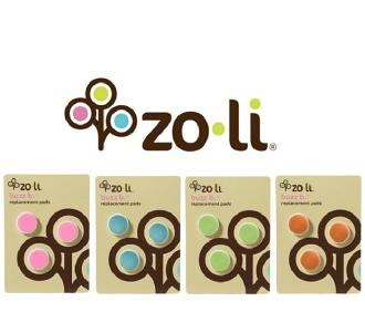【彤彤小舖】美國品牌 Zoli Buzz B 嬰兒幼兒 電動磨甲機 緩衝磨片墊 替換包 美國進口 附發票 朱芯儀推薦
