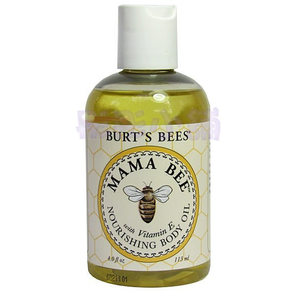 【彤彤小舖】Burt s bees 蜜蜂爺爺 懷孕媽媽美體滋養精華油 4.oz(115ml)