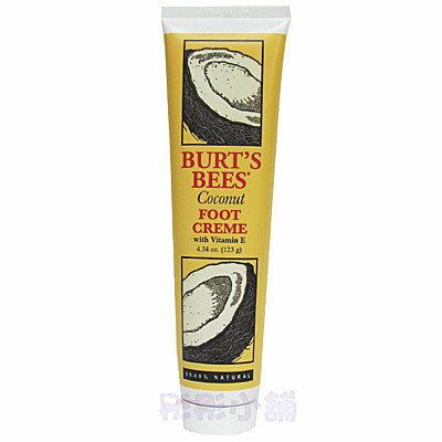 【彤彤小舖】Burt s bees 蜜蜂爺爺 椰子腳部修護霜4oz(123g) 美國進口