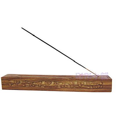 【彤彤小舖】印度手工線香板& 線香盒--Gonesh線香可使用