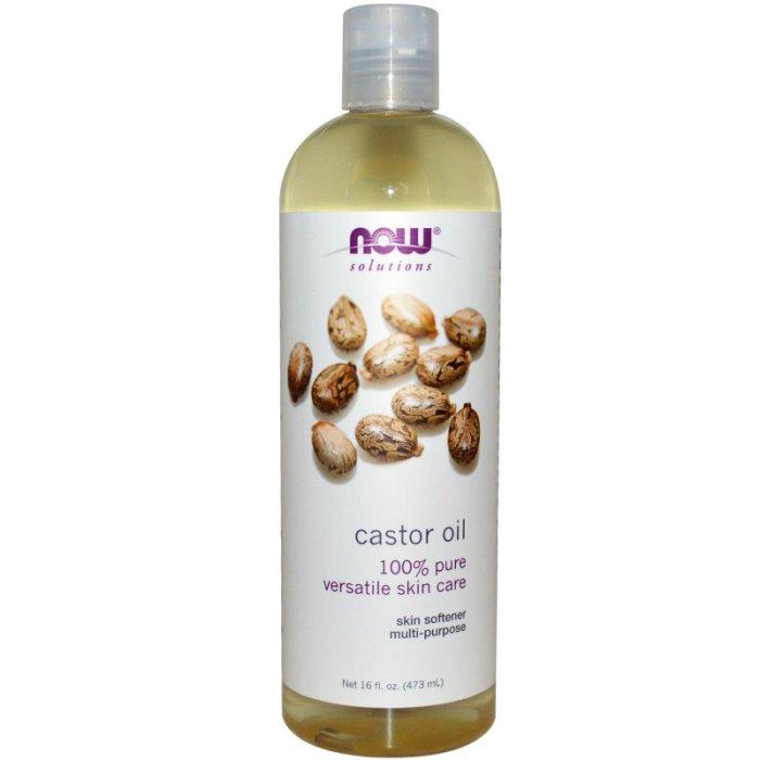 【彤彤小舖】Now Foods Solutions,Castor Oil, 蓖麻油 473ml