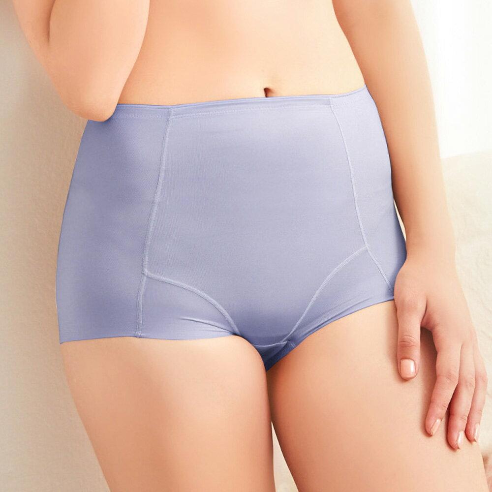 【Emon】 210丹輕塑美人 無痕修飾褲(銀灰) 0