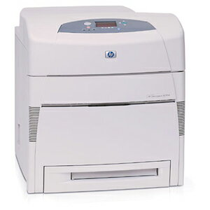 HP Laserjet 5550DN Color Laserjet Printer 3