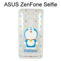 小叮噹週邊商品推薦哆啦A夢透明軟殼 [微笑] ASUS ZenFone Selfie ZD551KL 小叮噹【正版授權】