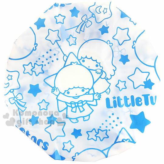 【領券折$30】小禮堂 雙子星 浴帽《藍.星星.氣球》