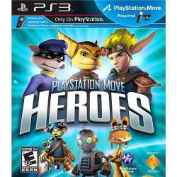 【二手遊戲】PS3 群雄大冒險 PlayStation Move Heroes 中英文合版【台中恐龍電玩】