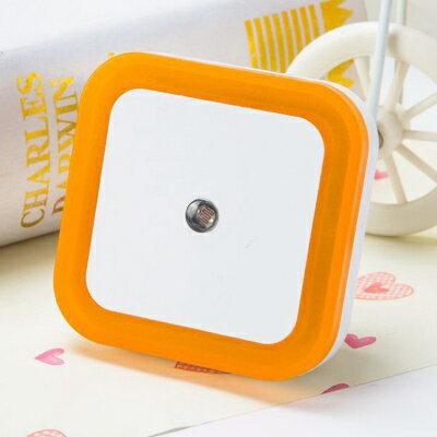 感應燈 光控感應led插電小夜燈嬰兒餵奶燈臥室睡眠床頭燈創意家用夜光燈『XY1324』