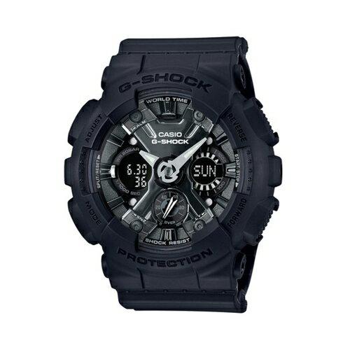 方采鐘錶:CASIOG-SHOCK魅力圈專屬時尚運動腕錶GMA-S120MF1ADR