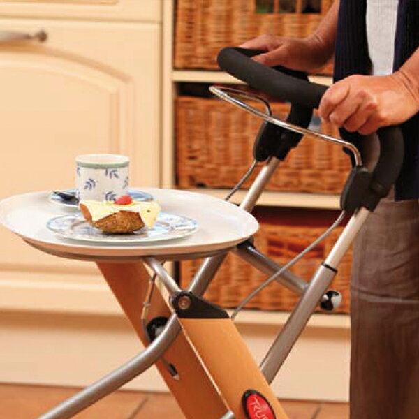 【福利品】瑞典北歐風設計Let's Go室內型步行推車★含一專用餐盤★ 1