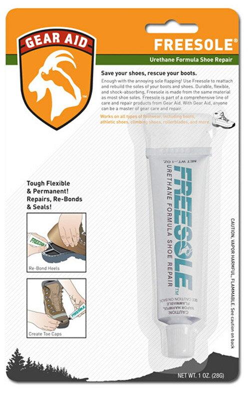 【鄉野情戶外專業】 McNett |美國|  FreesoleR 鞋類專用修補膠 縫線膠 _10410