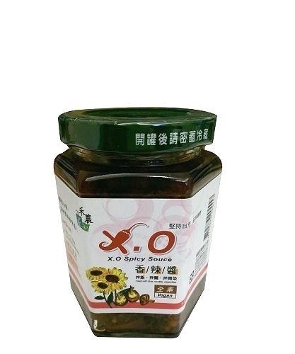 禾農 XO香辣醬 250g/罐 原價$250 特價$230