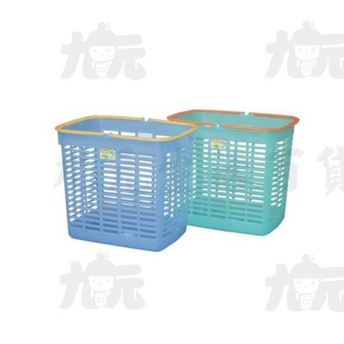 【九元生活百貨】聯府F666大晶采洗衣籃置物籃