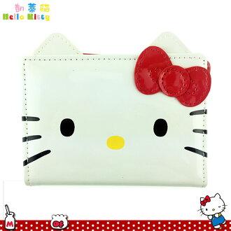 大田倉 韓國進口正版Hello Kitty 凱蒂貓 名片夾 票卡夾 證件夾 收納 卡片夾 531627