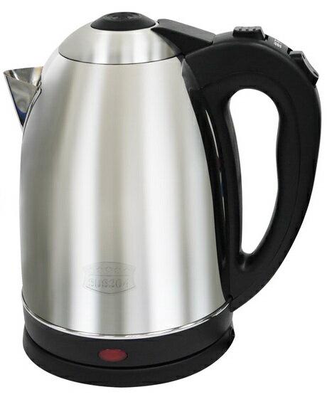 ?皇宮電器? 銳奇1.8公升不銹鋼快煮壺 MD-188 不銹鋼蓋,內壺沒有控溫棒,讓您方便好清洗!