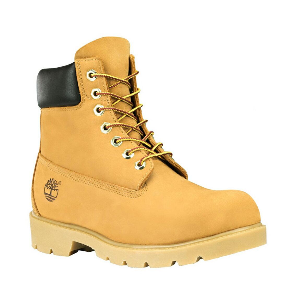 美國百分百【全新真品】Timberland 經典 登山鞋 工作靴 戶外鞋 黃靴 男靴 18094 鞋子 靴子 B990