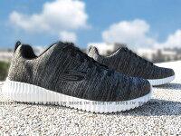 健身老爸慢跑鞋推薦到Shoestw【52646BLK】SKECHERS 慢跑鞋 Air-cooled 灰黑 刷紋 記憶鞋墊 男生尺寸就在鞋殿推薦健身老爸慢跑鞋