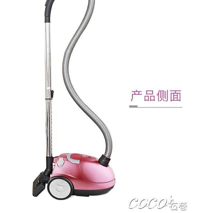 吸塵器 家用手持式超靜音強力除?地毯大功率小型GR902-16A  220