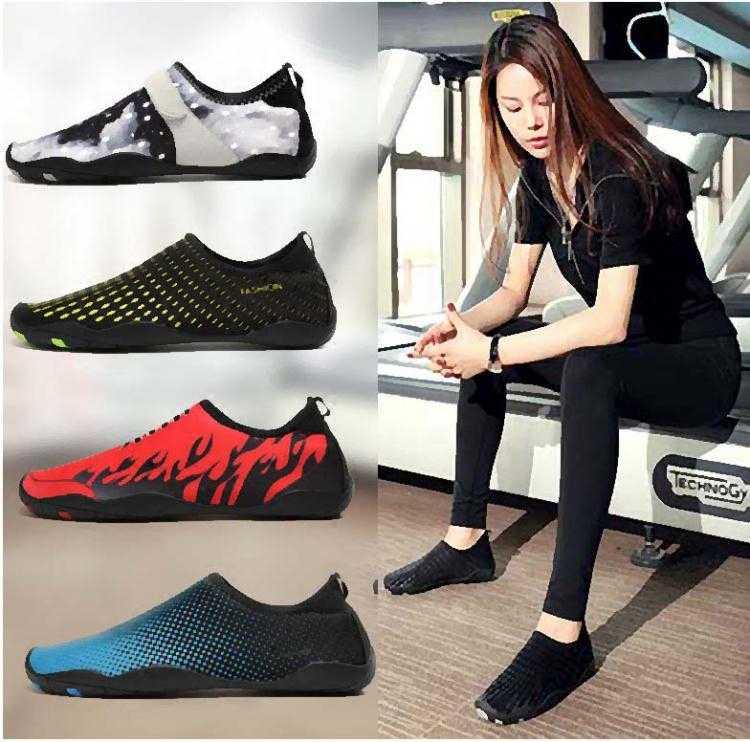 運動鞋 健身房運動鞋男室內訓練瑜伽軟底深蹲硬拉健步跳繩女跑步機