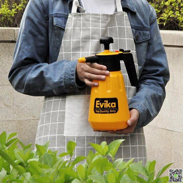 澆水壺 兩用園藝噴壺氣壓式噴水壺壓力噴霧壺高壓澆花壺小型噴霧器灑水壺