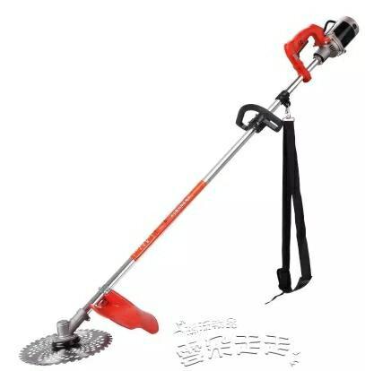 割草機充電式電動割草機小型家用多功能園林草坪機除草剪草打草機割灌機