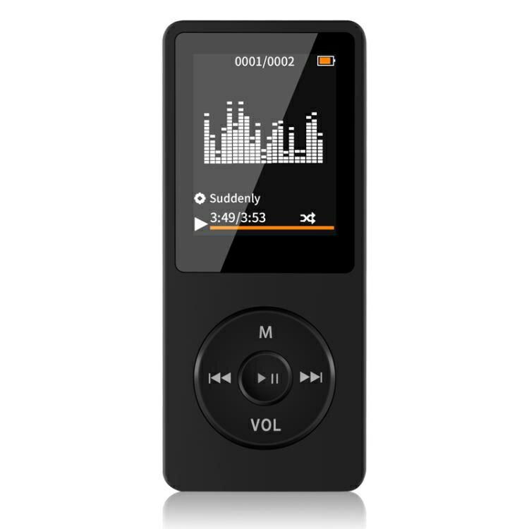 mp3播放器 mp4學生運動收音錄音電子書外放幫下載音樂英語隨身聽