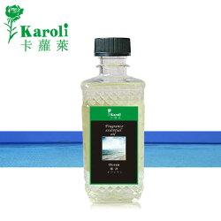 【karoli卡蘿萊】超高濃度水竹擴香竹補充液 300ml 海洋精油 藤條 瓷花用