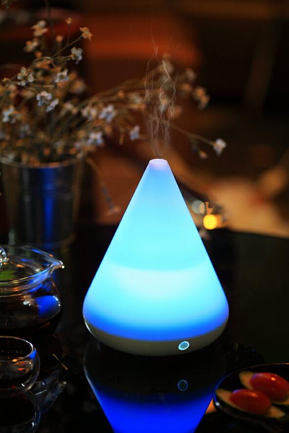 Karoli卡蘿萊 富士山香氛水氧機 KA27(贈送2瓶10ml純質精油)