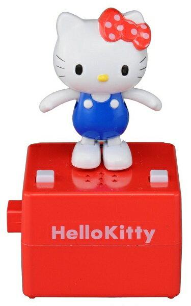 【真愛日本】 15121100042 踢踏舞-KT藍衣 三麗鷗 Hello Kitty 凱蒂貓 踢踏舞 玩具 擺飾
