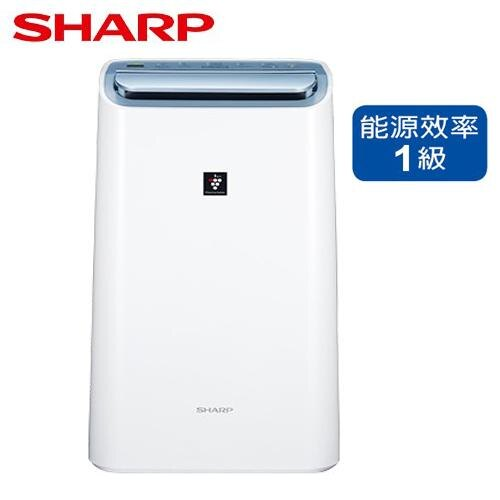 SHARP 10.5L清淨除濕機DW-H10FT-W【愛買】