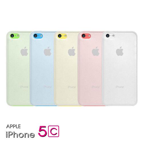 *╯新風尚潮流╭*Jetart 捷藝 iPhone 5C 專用手機背蓋 智慧型手機保護套 SAG010
