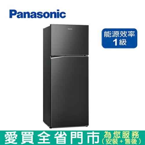 Panasonic國際485L雙門變頻冰箱NR-B480TV-A含配送+安裝  【愛買】