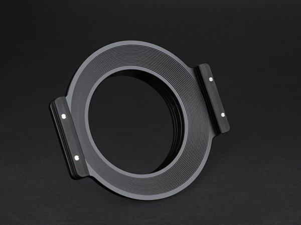 Nikon-Mall:NISI150mm方型濾鏡支架方形插片全鋁支架適用哈蘇95mm口径鏡頭送真皮收納包