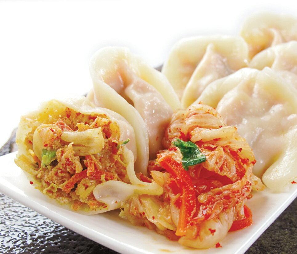多餃舍~韓式泡菜水餃 20粒 包