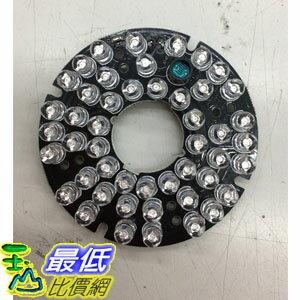 _a@[有現貨 馬上寄] 圓形 紅外線燈板 48顆 5mm 紅外線LED燈 60度投射角 (18195A_D12) $189