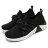 Shoestw【68849BLK】SKECHERS 健走鞋 MARK NASON 記憶鞋墊 休閒鞋 襪套 緞帶蝴蝶結 黑色 女生尺寸 1