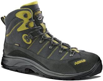 【鄉野情戶外專業】 Asolo |義大利| SK Gtx寬楦鞋 防水透氣 登山鞋 男鞋 A23058