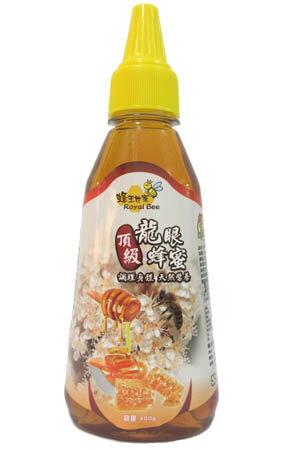【蜂王世家】頂級龍眼蜂蜜(400g)