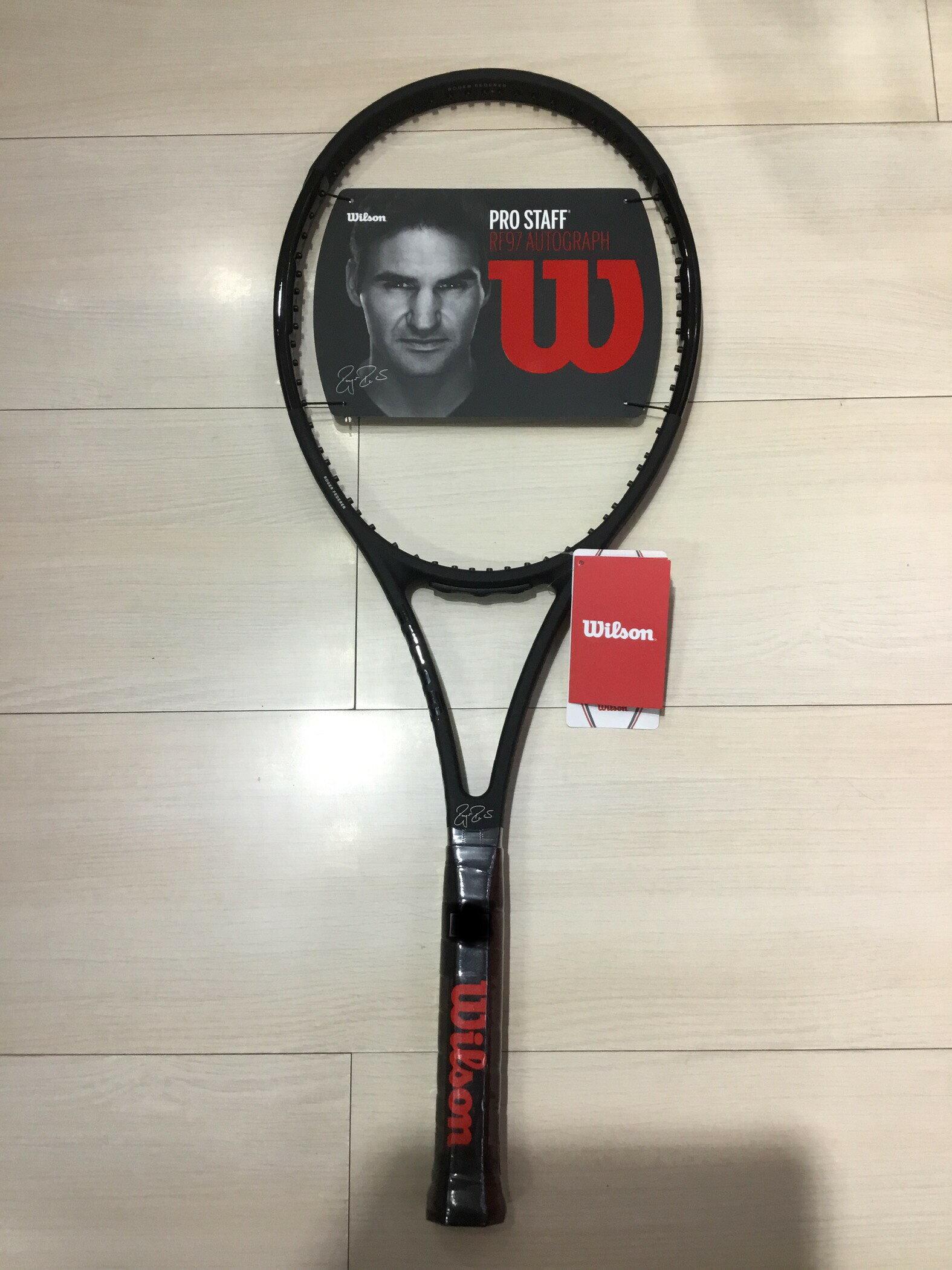 Wilson Pro Staff RF97 費德勒簽名版 專業網球拍