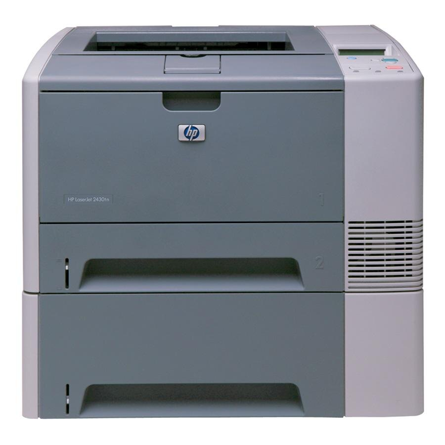 HP Laserjet 2430TN Laserjet Printer 0