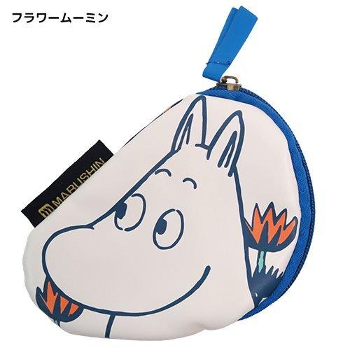X射線【C587050】Moomin造型收納零錢包-嚕嚕米,零錢包/萬用包/包包/皮夾
