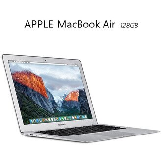 APPLE MacBook Air 128GB 高效能筆電