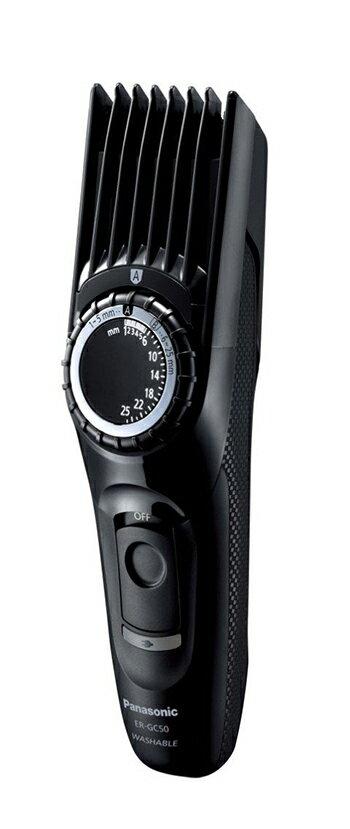 Panasonic【日本代購】松下 電動理髮器 修髮器 剪髮器 充電式 可水洗ER-GC50