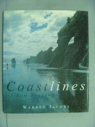 【書寶二手書T9/旅遊_ZBW】Coastlines of New Zealand_Warren Jacobs, Jil