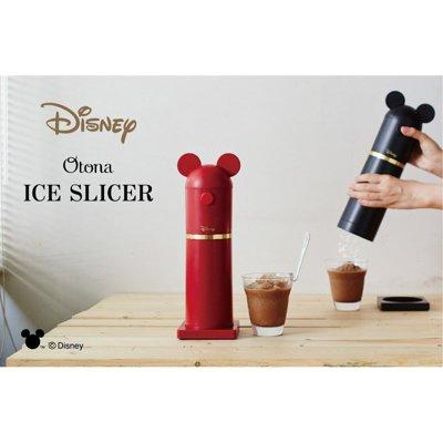 現貨供應日本迪士尼DIY刨冰機剉冰機OtonaXDisney米奇DHISD-17手持式電動碎冰刨冰機剉冰機大人的刨冰機